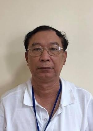 Bị can Võ Thanh Bình.