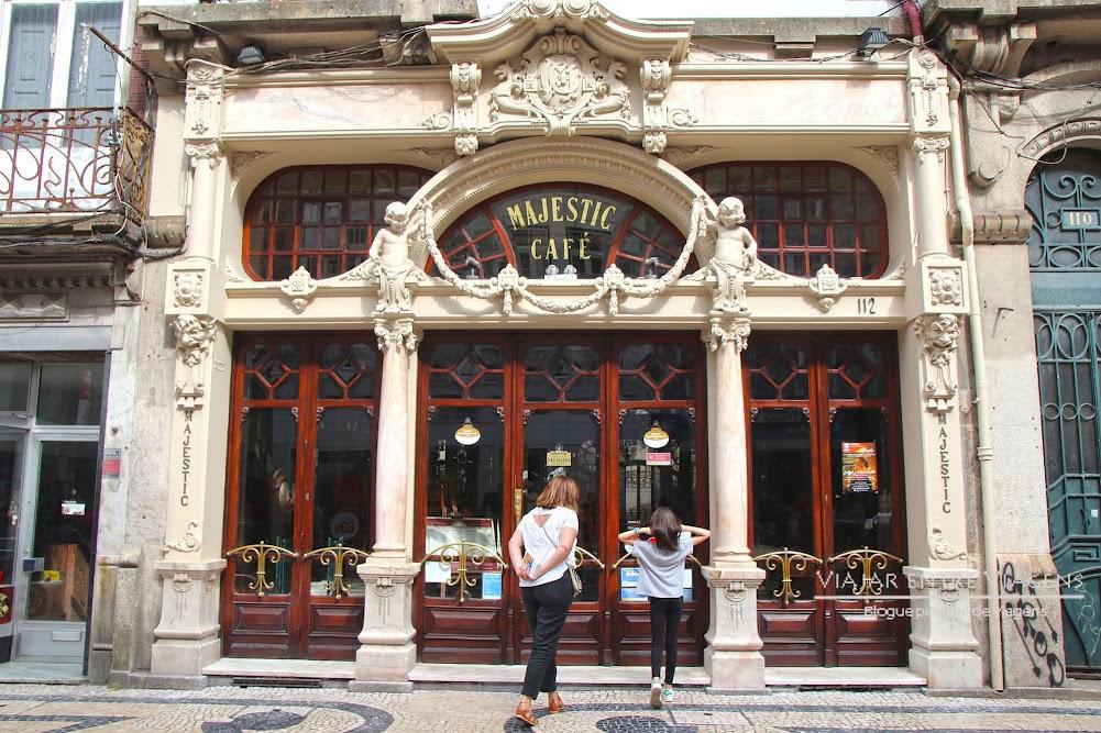 Porto Café Majestic