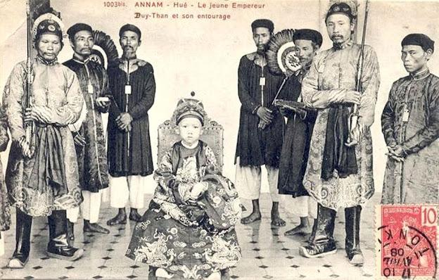 Những Năm Tháng Lưu Đày Và Cái Chết Của Cựu Hoàng Duy Tân