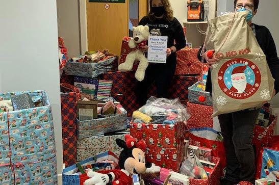 Mother and son's 'best ever' toys appeal