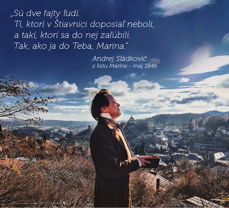 Citát od Andreja Sládkoviča