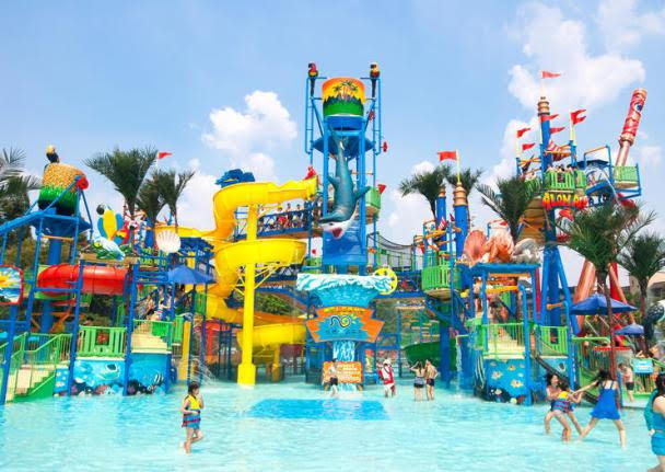 Chimelong Water Park