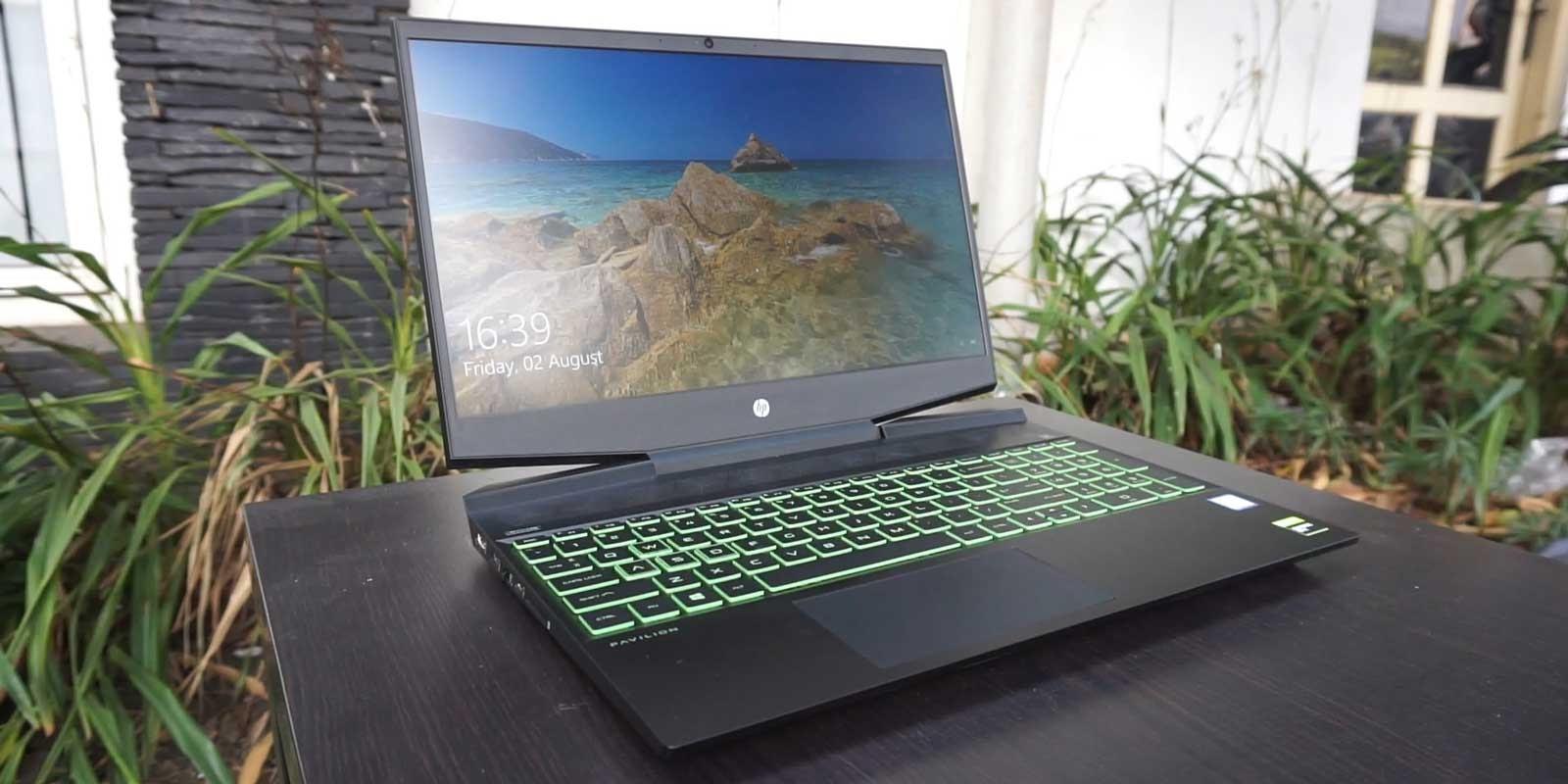 Workstation HP Pavilion Gaming