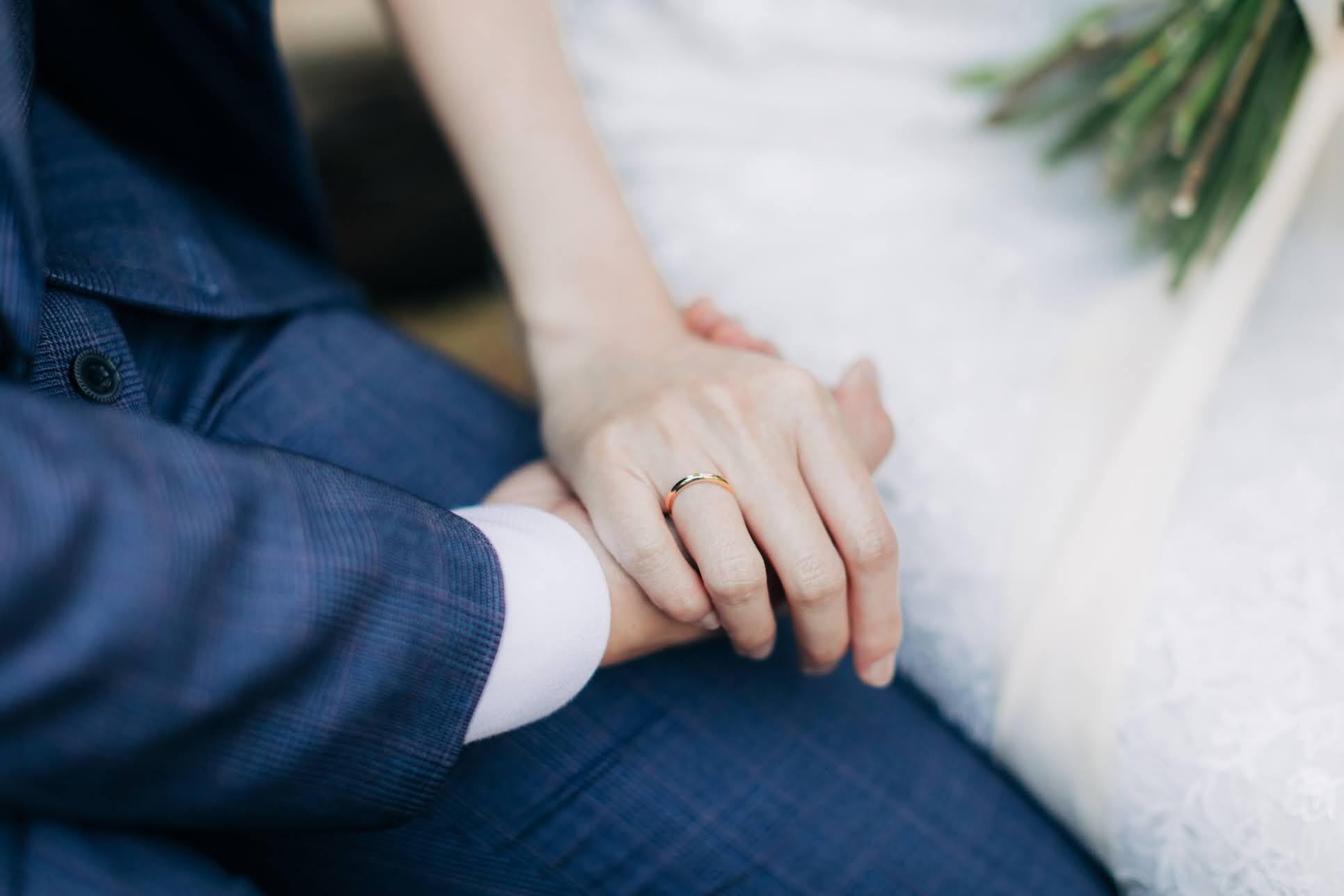 秘密花園婚紗 | Dennis + Felicia Engagement | 優雅簡約美式逐光婚紗
