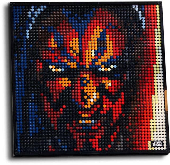 Contenido de Lego® 31200 Star Wars Los Sith