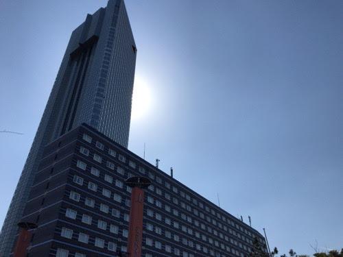 アパホテル&リゾート〈東京ベイ幕張〉宿泊記【2:外観編】
