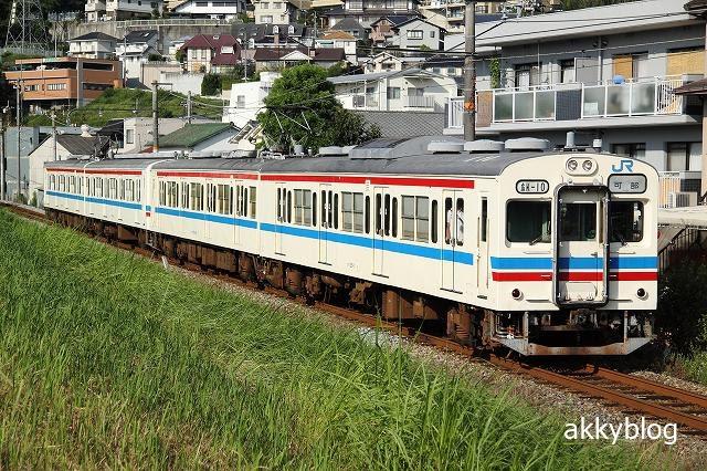 【鉄道写真】広島のベッドタウン「可部線」の沿線風景を紹介!