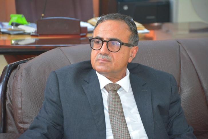 رئيس جامعة عدن يلتقي وزير الإتصالات وتقنية المعلومات ويناقش مشروع وحدة  التعليم الإلكتروني