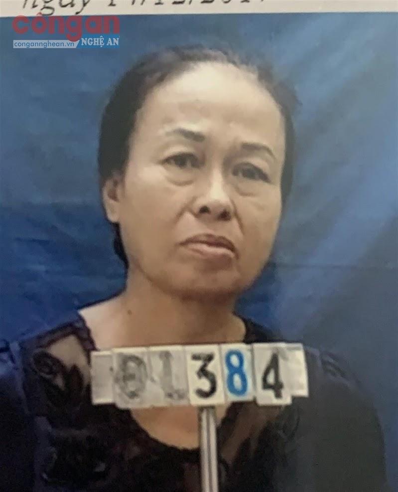 Bị can Võ Thị Hương