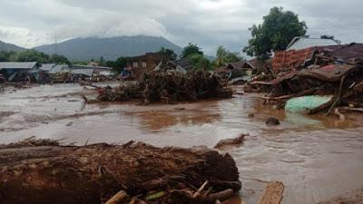 Tertimbun Lumpur Selama 2 Jam, Berkat Sang Ayah Kornelia Berhasil Selamat dari Banjir Bandang NTT