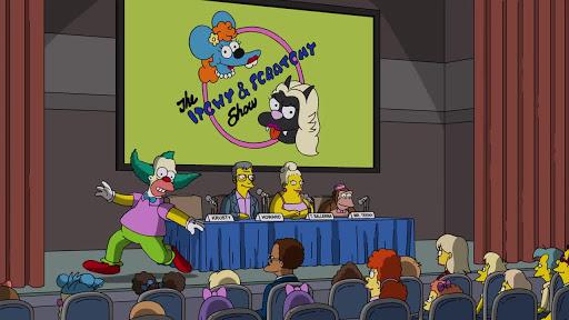 Los Simpsons 30x18 Bart contra Tomy y Daly