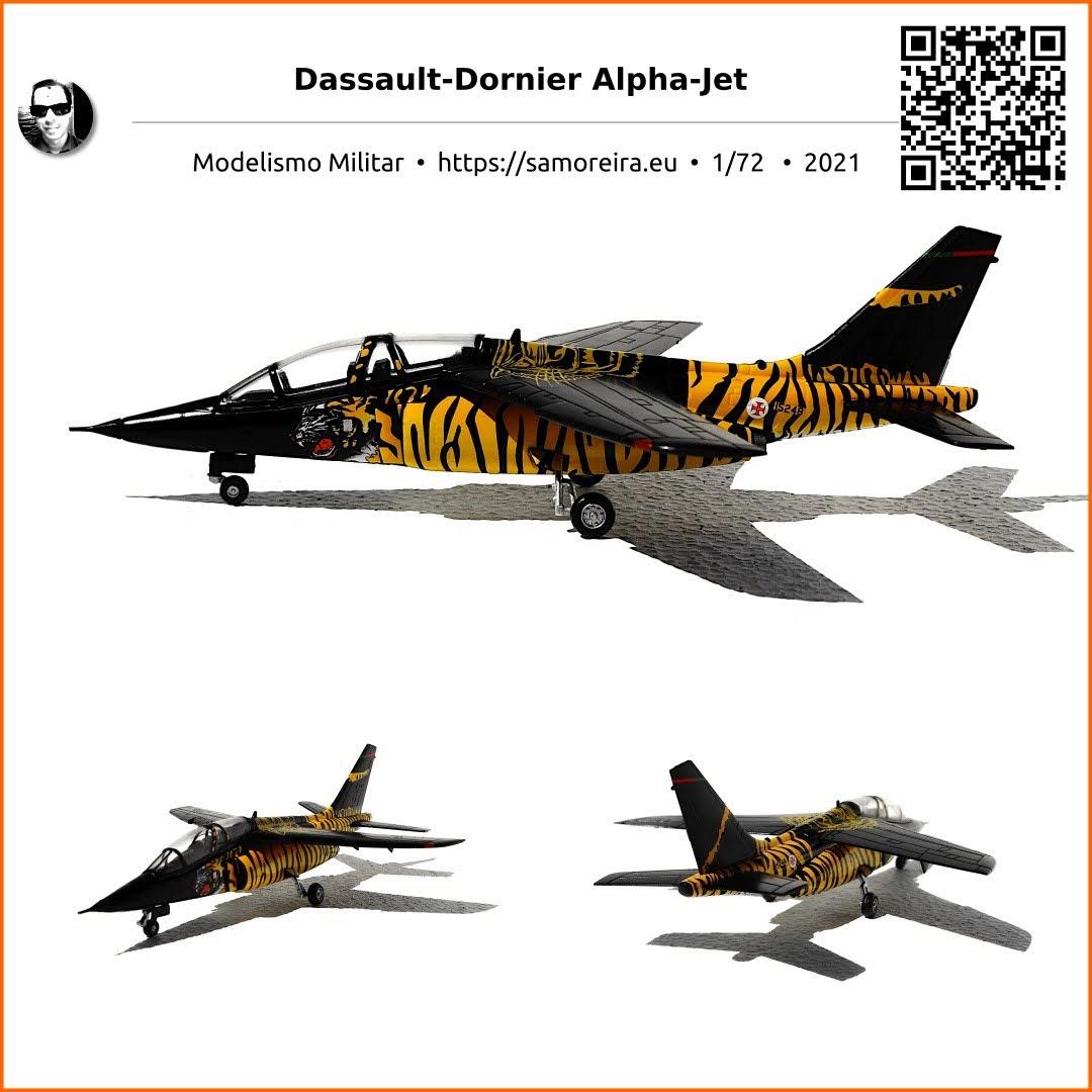 Dassault-Dornier Alpha-Jet - Tiger Meet 1996