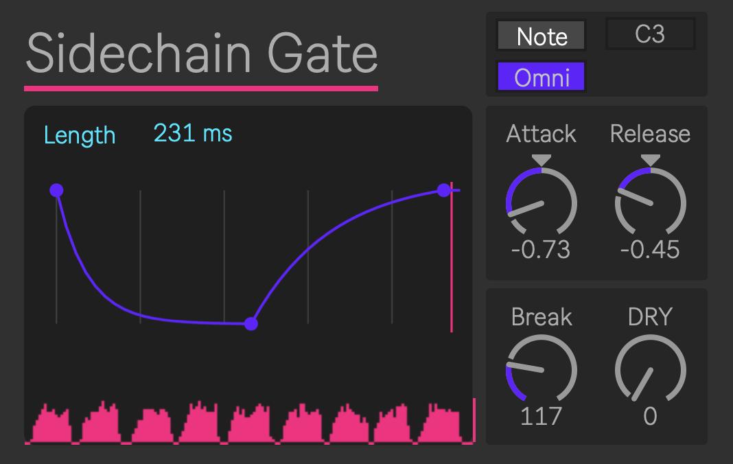 SideChain Gate