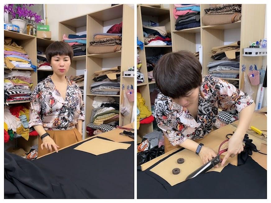 Tác dụng và chất liệu vải lót phù hợp may váy thời trang thủy ở hải phòng