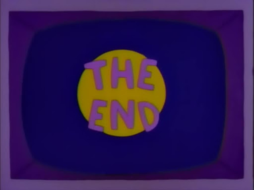 Los Simpsons 4x19 El Intermedio