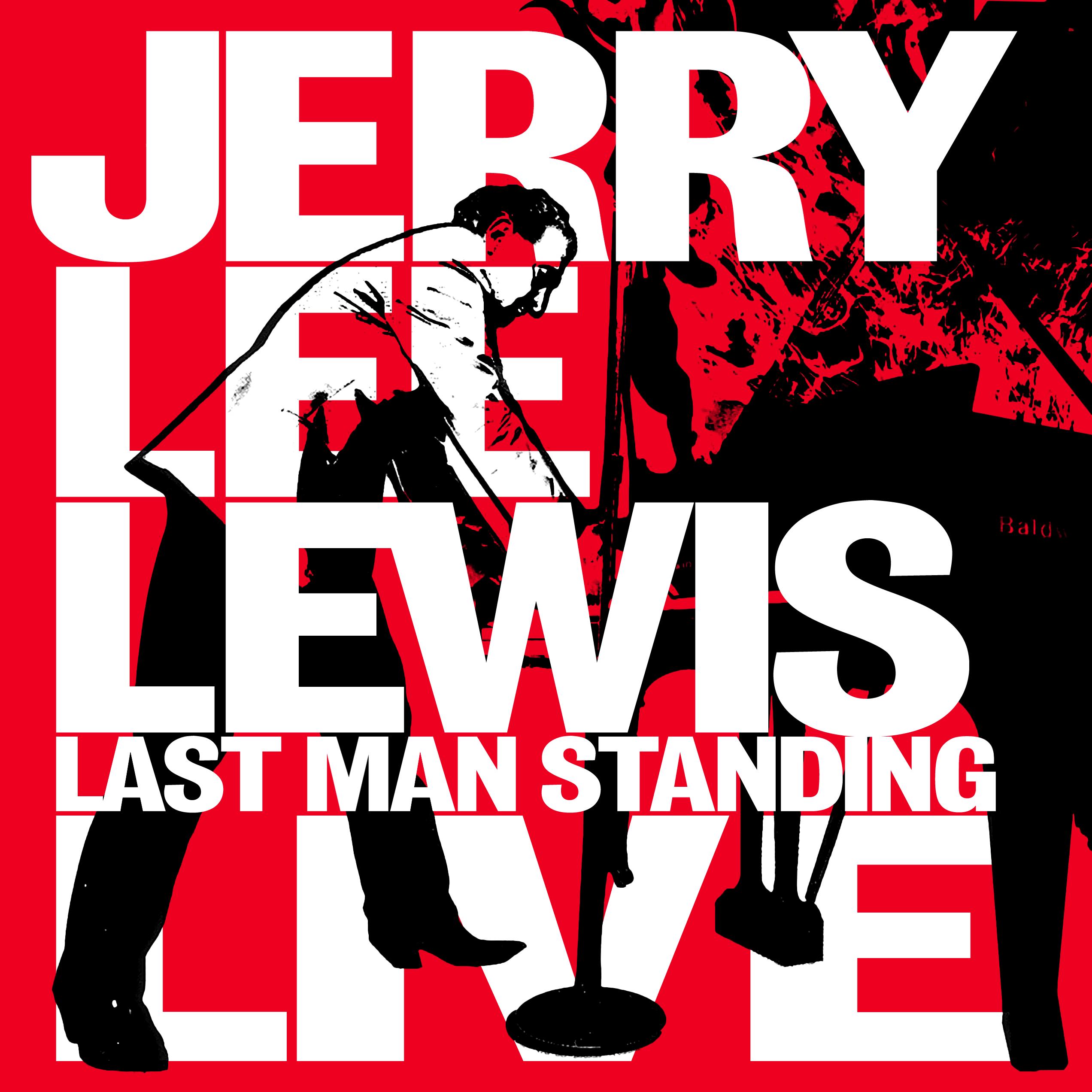 Album Artist: Jerry Lee Lewis / Album Title: Last Man Standing Live