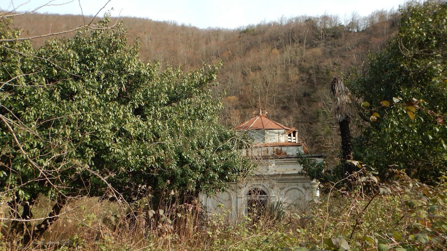 Абхазия. Международный женский день в Кодорском ущелье, Нижняя Эшера, Гагра