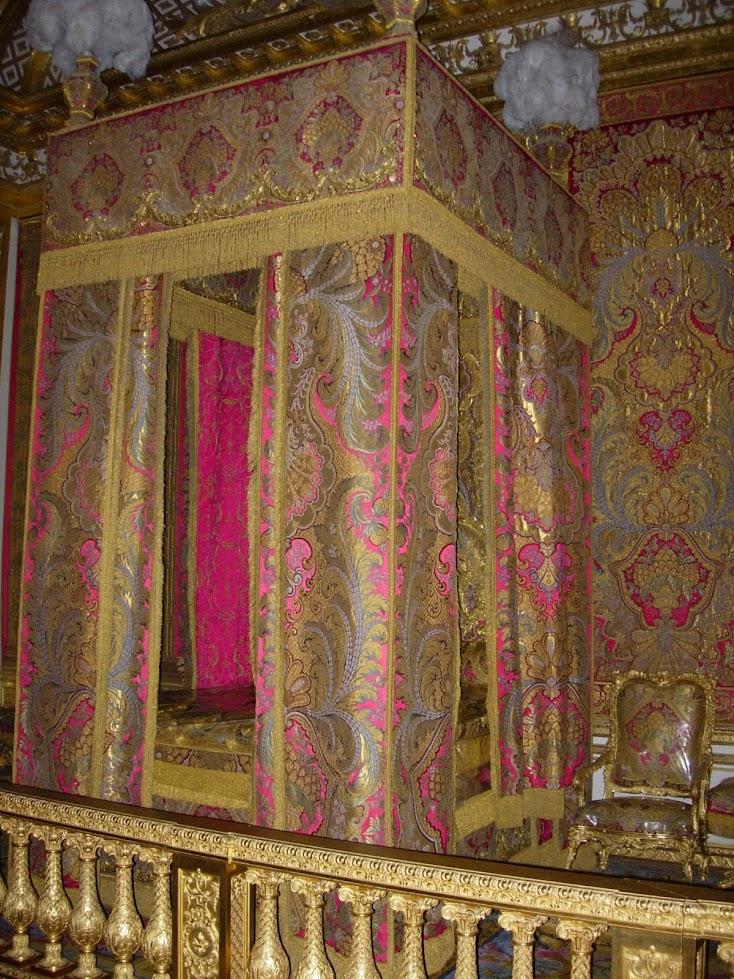 Chambre du Roi au Château de Versailles