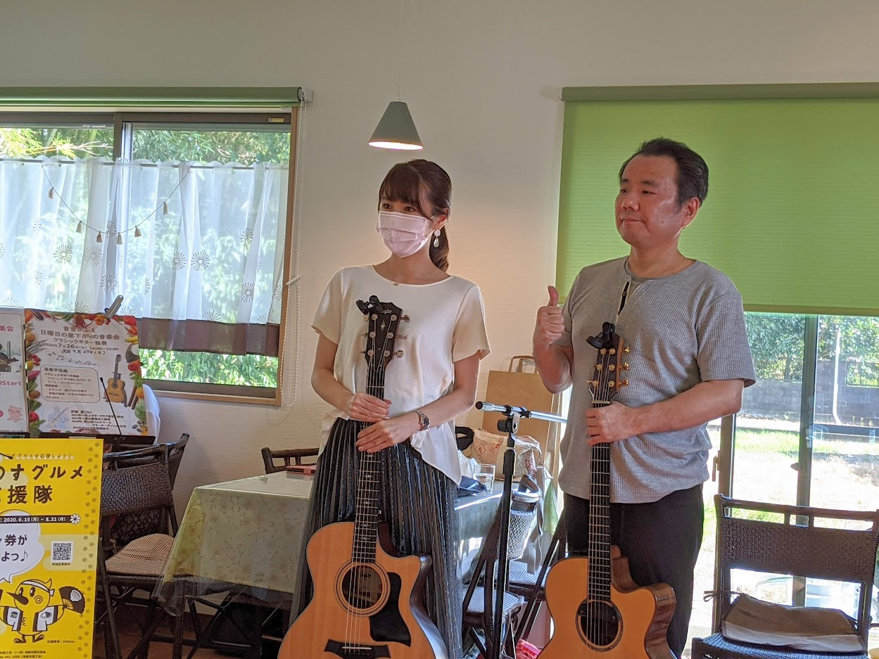 8月30日 音音かふぇ「日曜日の昼下がりの音楽会」(22)