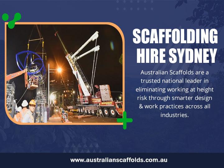 Scaffolding Hire Sydney