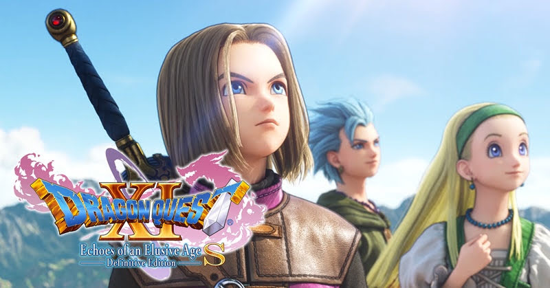 Dragon Quest XI S: Definitive Edition มาแล้วบน PS4, XBOX One, และ PC