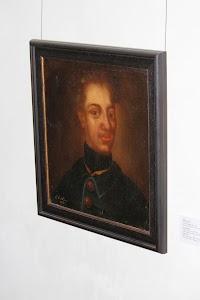 Илл. 8. Портрет Карла XII. Нач. XVIII в. Неизвестный художник. ТГМ