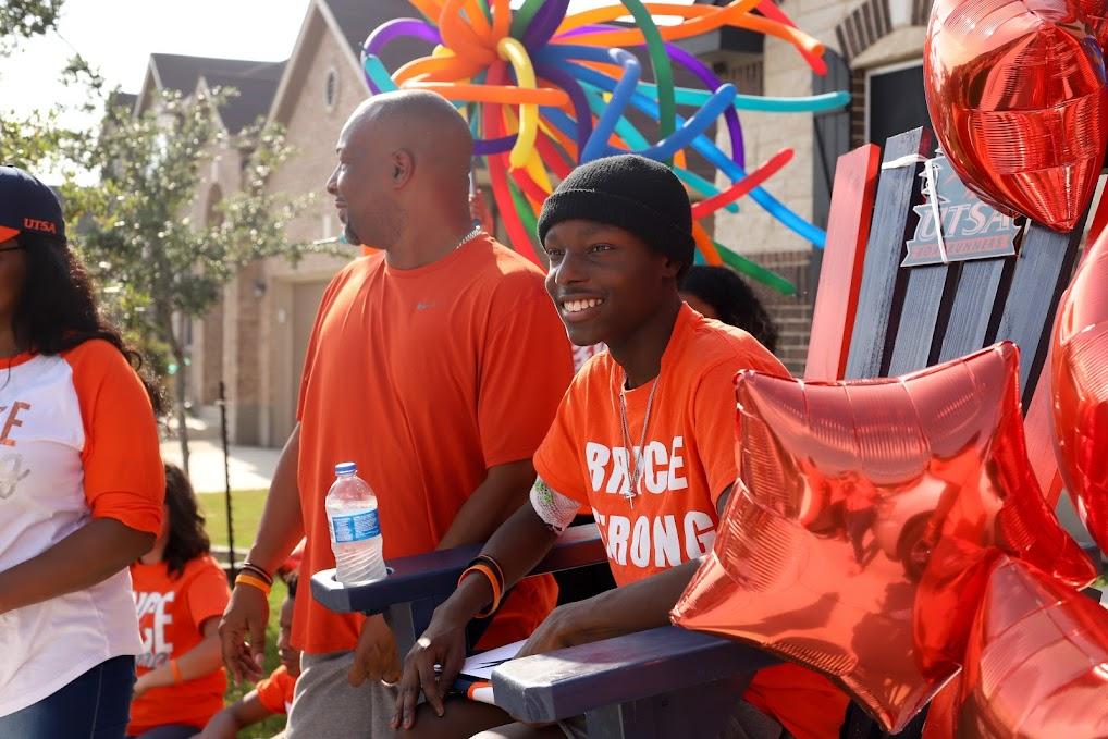 Bryce Wisdom Parade