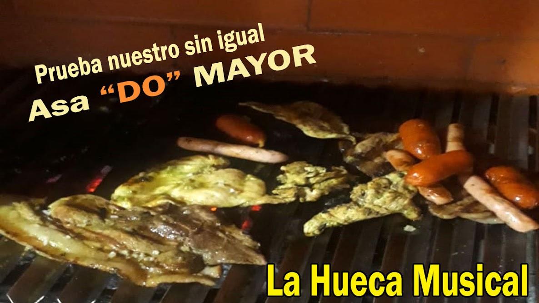 DO MAYOR LA HUECA