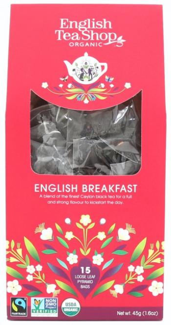 Fairtradový čaj