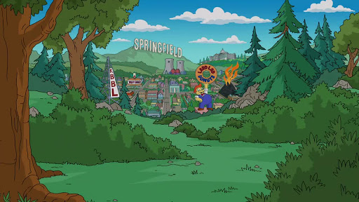 Los Simpsons 28x04  La Casita del Horror XXVII