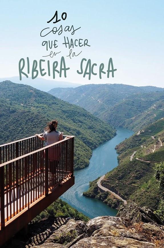 que ver y hacer en la Ribeira Sacra