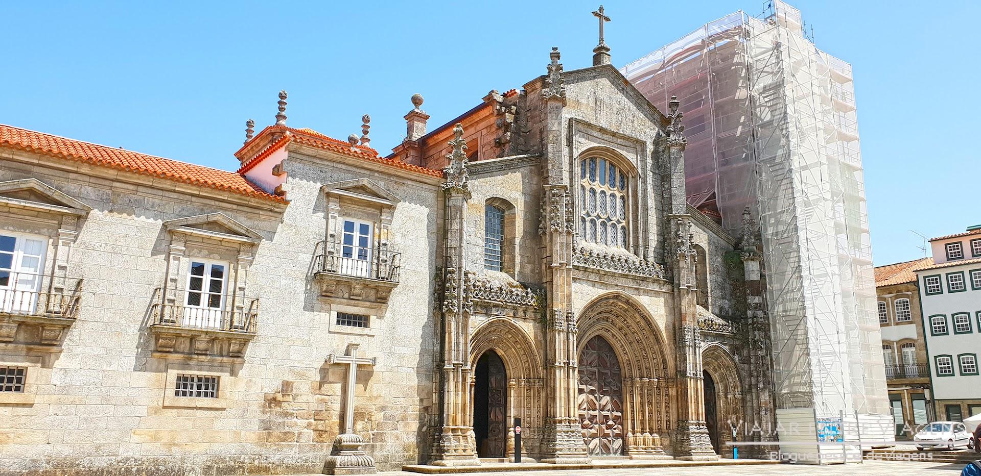 VISITAR LAMEGO, o que ver e fazer na cidade monumental do Douro