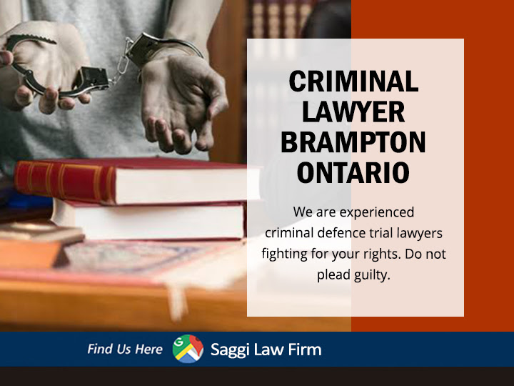 Criminal Lawyer Brampton Ontario