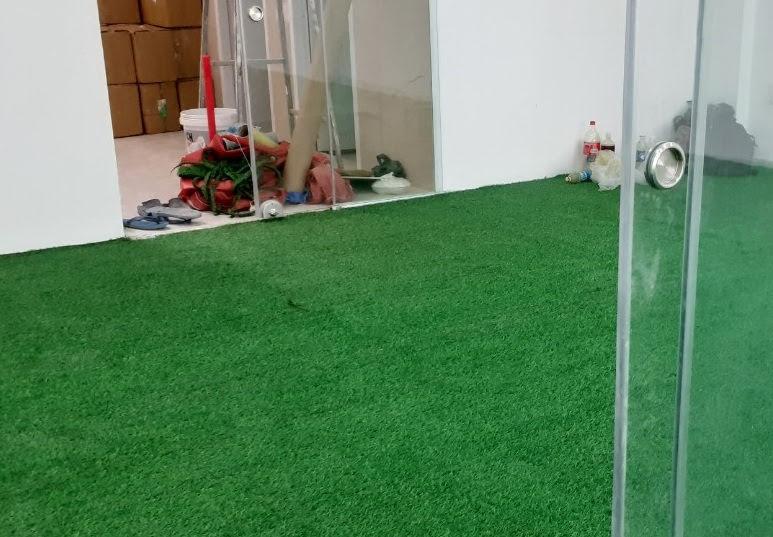 Chất lượng sợi cỏ tác động độ dày Thảm sân vườn
