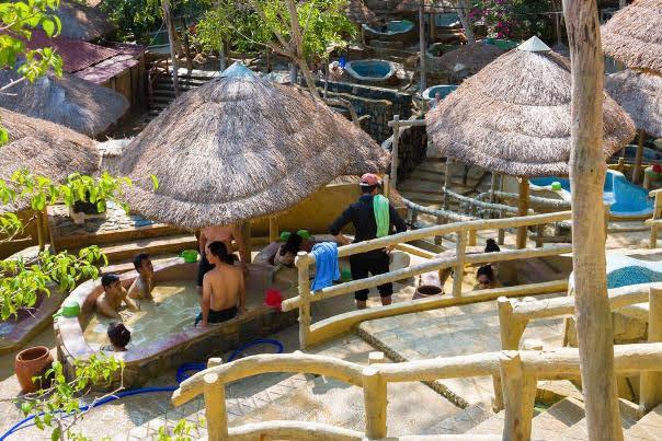 Thap Ba Hot Springs And Mud Baths