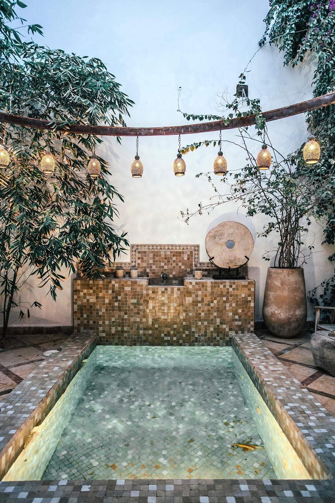 Marokaanse-sfeer