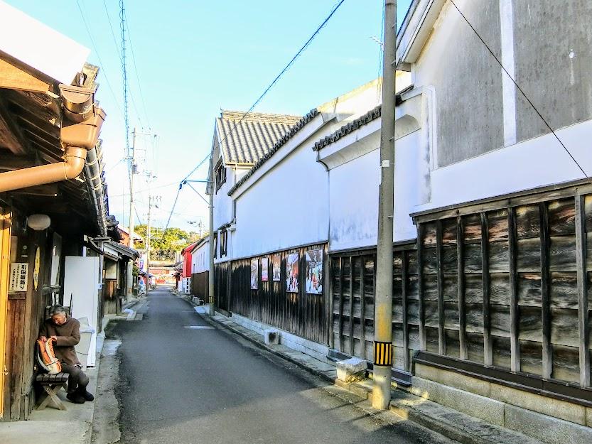 引田本町通り