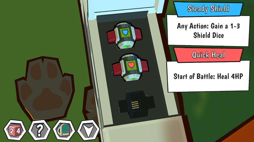 Game Adjustments