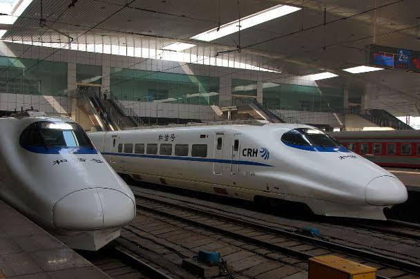 Estação Ferroviária de Jinan