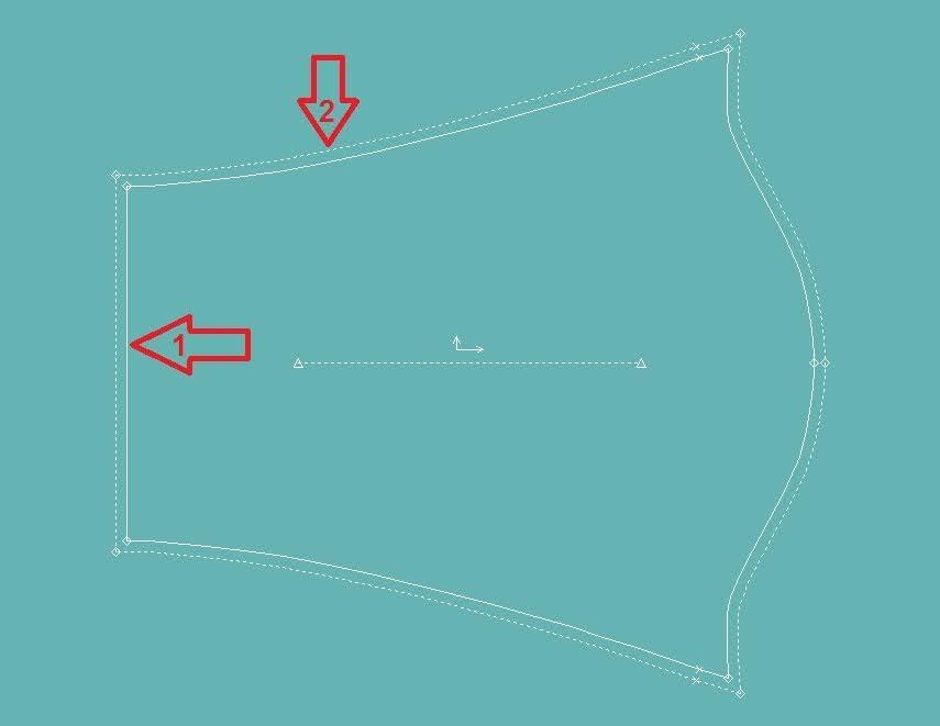 Gerber Pattern Design: Cách Sử Dụng Các Lệnh Đo Thông Số Measure 2