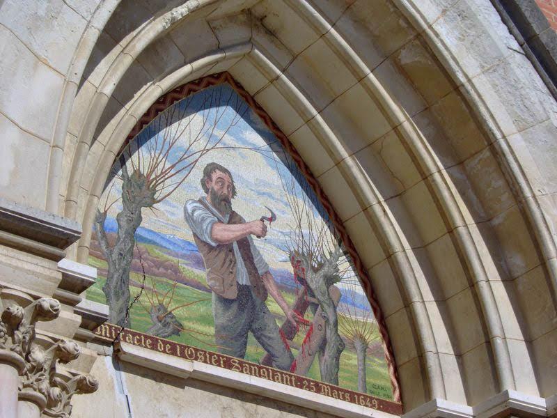 La chapelle de ND de l'Osier