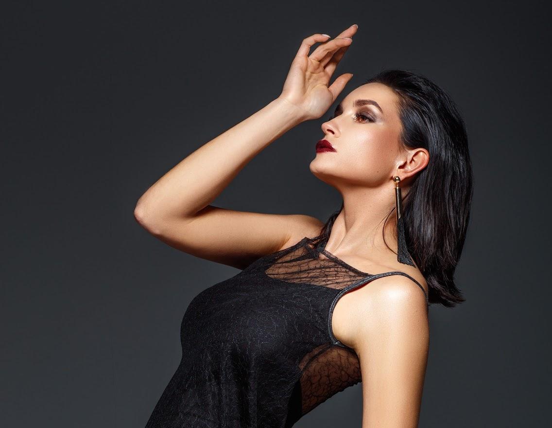 Певица KUPTSOVA