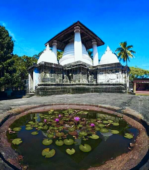 Gadaladeniya Temple - Pilimatalawa