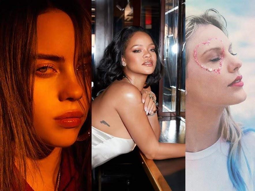 非裔男之死惹眾怒 泰勒絲 ( Taylor Swift )、 Billie Eilish 、 蕾哈娜 ( Rihanna )發文開嗆