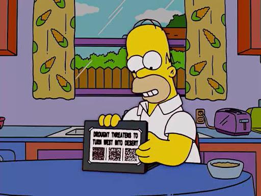 Los Simpsons 15x02 Mi madre la robacoches