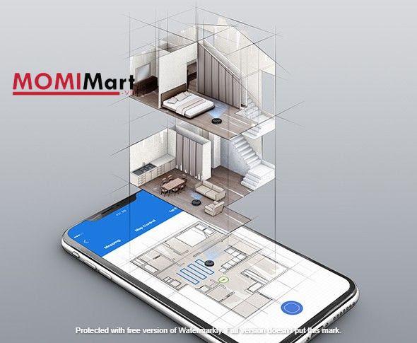Ecovacs Deebot N9+ có thể kết nối với ứng dụng Ecovacs Home
