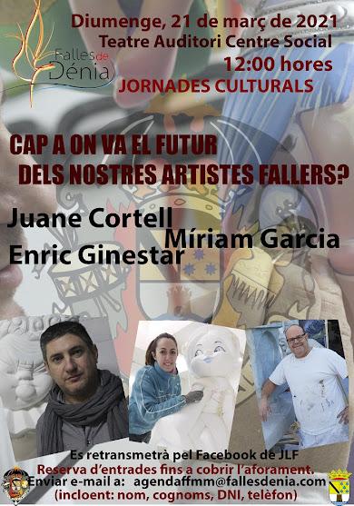 Jornades Culturals en Denía