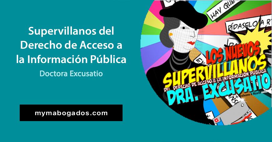 Límites al Derecho de Acceso a la Información Pública. Doctora Excusatio | Melián Abogados