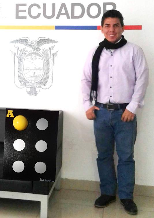 Artista Ecuatoriano Lalinchi Arreaga Burgos E.E.A.B