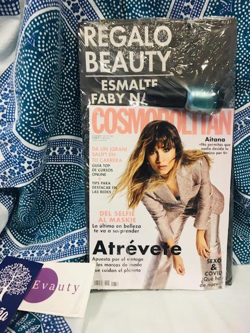 cosmopolitan septiembre 2020
